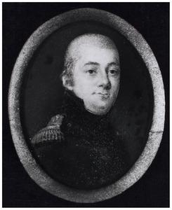 Portret van Georg Moritz Busmann (1772-1823)