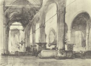 Kerk te Gouda