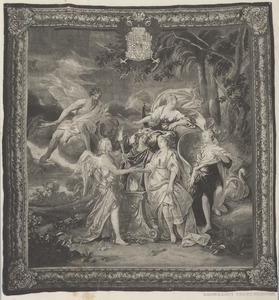 Huwelijk van Cupido en Psyche
