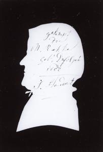 Portret van J. Standaart