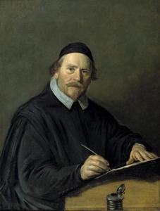 Portret van Nicolaas Stenius (1605-1670)