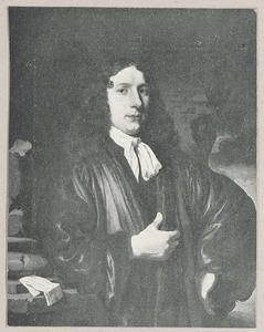 Portret van Paulus van Esch (1644-....)