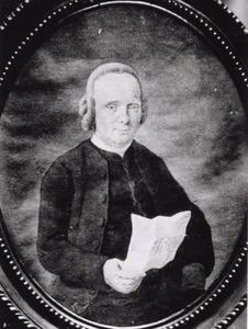 Portret van Cornelis Dekker (1736-1819)