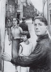 Portret van Christiaan Hendrik Beekman (1887-1964)