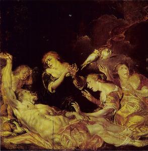 Dood van Adonis