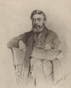 Portret van Jacobus Theodorus Abels (1803-1866)