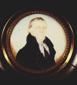 Portret van Bastiaan Ritmeester (1779-1848)