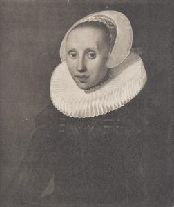 Portret van waarschijnlijk Cornelia Bakermans (1596-1631)