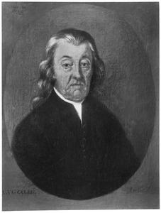 Portret van Jan Fabius (1705-1801)