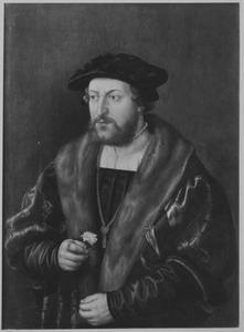 Portret van Herzog Johann III, Paltzgraf bei Rhein (1488-1538)