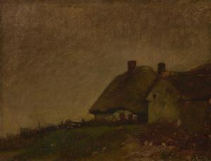 Normandische (plattelands)huisjes