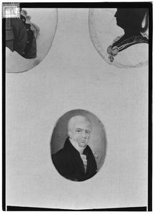 Portret van Daniel van Halteren (1771-1828)