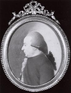 Portret van Gulian Crommelin (1743-1809)