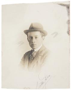 Portret van Willem Frederik Sillem (1895-1960)