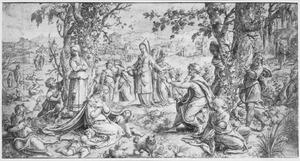 De preek van Paulus voor de vrouwen van Philippi (Handelingen 16:9-15)