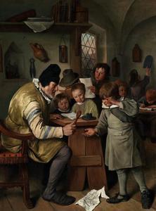 De dorpsschool
