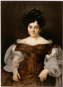 Portret van Susanna Sara Langlois (1788-1883)