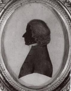 Portret van Anthonie Bonebakker (1770-1841)