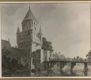 Haarlem, de Kleine Houtpoort
