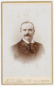 Portret van Janssen van Son