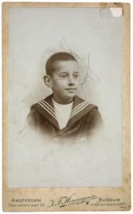 Portret van Theodorus van Aken