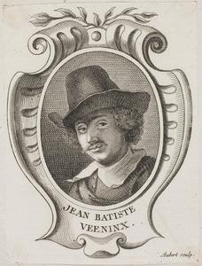 Portret van Jan Baptist Weenix (1621-....)