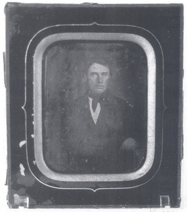 Portret van Hylke Michiels Tromp (1801-1854)
