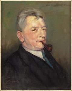 Portret van Xeno Munninghof (1873-1944)