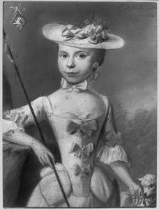 Portret van Anna Petronella van Heemskerck (1746-1794)