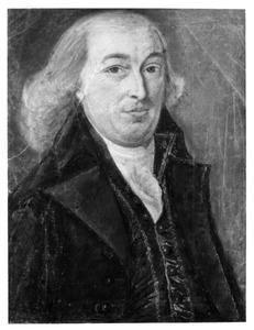 Portret van een persoon genaamd Jan Nanning van der Hoop (1738-1782)