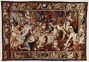 De opbaring van de dode Decius Mus