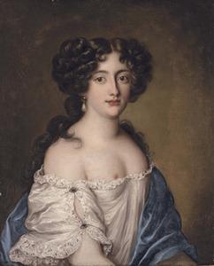 Portret van Ortensia Mancini, duchessa di Mazarino (1646-1699) als Afrodite