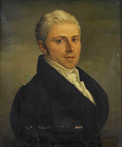 Portret van Jacobus de Bergh (1776-1833)