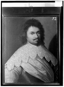Portret van Gijsbert van Duyvenvoirde (?-1646)