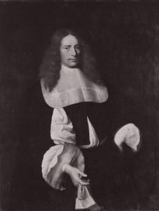 Portret van Gerrit Jacobsz. Cronenburg (1619-....)