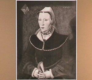 Portret van Josiene van Putten (1528-1554), echtgenote van  Cornelis van Campene