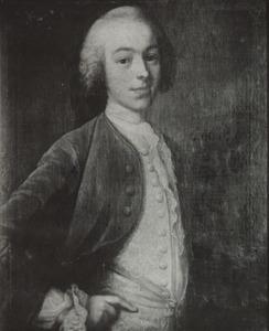Portret van Carl Johan Creutz (1725-1793)