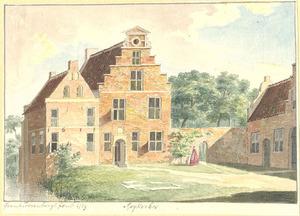 Huis Spijkerbosch bij Olst anno 1611
