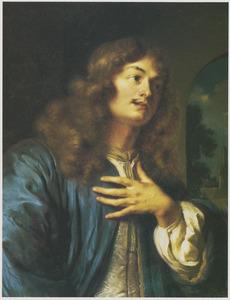 Zelfportret van Ary de Vois (1632/1635-1680)