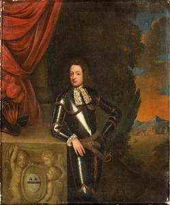 Portret van Everhardt Kockman ( -1728)