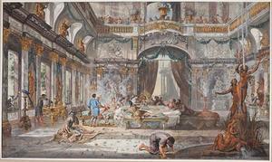 Het zwaard van Damocles (Cicero, Tusculanae disputationes, V:57-62)