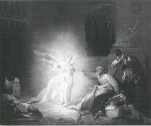 De bevrijding van de heilige Petrus