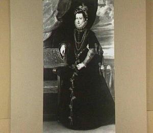 Portret van Elisabeth van Valois, derde echtgenote van Filips II van Spanje