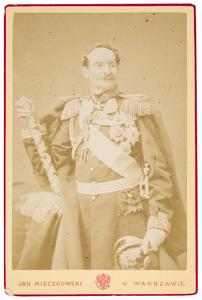 Portret van Frederik Wilhelm Rembert (von) Berg (1790-1874)