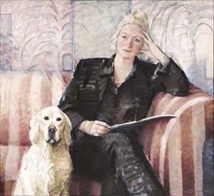 Portret van Miranda van Kralingen