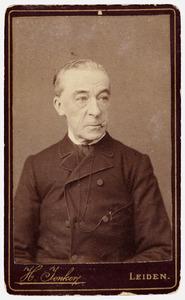 Portret van J.A. Longepee (1840-1900)