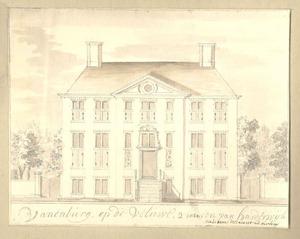 Huis Vanenburg op de Veluwe
