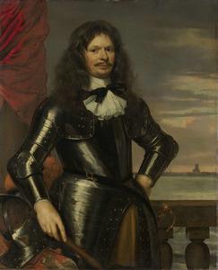 Portret van Johan van Beaumont (1609-?)