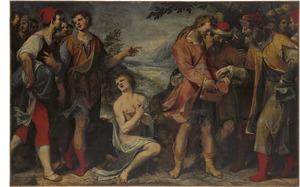 Jozef wordt verkocht door zijn broers