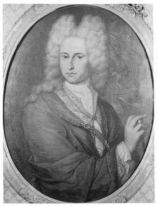Portret van Gerhard van Kervel (1677-1728)